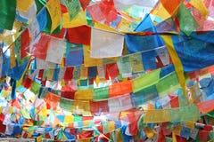 佛教徒标记祷告 图库摄影