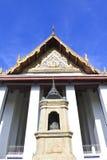 佛教教会样式泰国传统 免版税库存图片