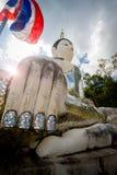 佛教泰国土地  库存照片