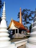 佛教火葬场寺庙 库存照片