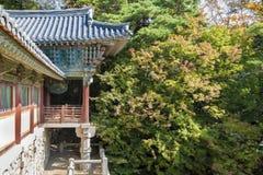 佛教结构 免版税库存图片