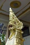 佛教缅甸的新加坡寺庙 免版税库存照片
