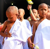佛教被借的天 库存图片