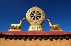 佛教象征 图库摄影