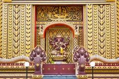 佛教雕塑泰国 免版税图库摄影