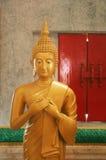 佛教雕象 库存图片