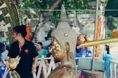 佛教仪式 免版税库存图片