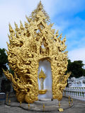 佛教结构 库存照片