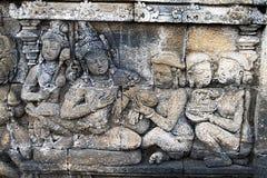 佛教borobudur 图库摄影