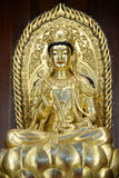 佛教kuan雕象yin 图库摄影
