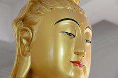 佛教kuan雕象yin 免版税图库摄影