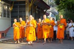 佛教Magha Puja天 库存图片