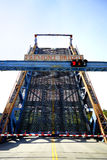 佛瑞蒙桥梁-西雅图,华盛顿 库存图片