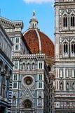 佛罗伦萨中央寺院大教堂 免版税库存图片