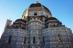 佛罗伦萨中央寺院 免版税库存图片