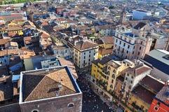 佛罗伦萨全景  免版税库存照片