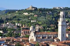 佛罗伦萨全景  免版税图库摄影