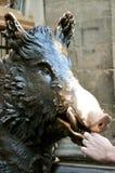 佛罗伦萨喷泉意大利 免版税图库摄影