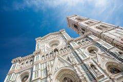 佛罗伦萨圆顶,意大利 免版税图库摄影