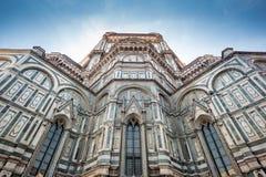 佛罗伦萨圆顶,意大利 免版税库存图片