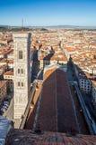 佛罗伦萨圆顶,意大利 库存图片