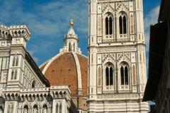 佛罗伦萨圆顶 库存照片