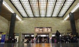 佛罗伦萨圣玛丽亚中篇小说,意大利的火车站 库存图片