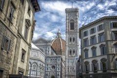 佛罗伦萨圣玛丽亚del菲奥雷佛罗伦萨大教堂  免版税库存图片