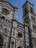 佛罗伦萨大教堂 库存照片