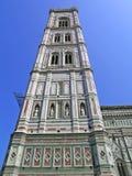 佛罗伦萨大教堂塔 库存图片