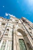 佛罗伦萨大教堂或Cattedrale二圣玛丽亚del菲奥雷 图库摄影