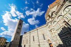 佛罗伦萨大教堂-托斯卡纳意大利 免版税图库摄影