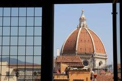 佛罗伦萨大教堂/Cattedrale二圣玛丽亚del菲奥雷 免版税库存照片