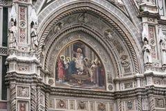 佛罗伦萨市视图 免版税库存图片
