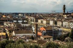 佛罗伦萨意大利托斯卡纳 库存照片