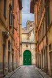 佛罗伦萨意大利街道 库存照片
