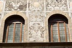 佛罗伦萨意大利细节  免版税图库摄影