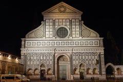 佛罗伦萨玛丽亚中篇小说圣诞老人 免版税库存照片