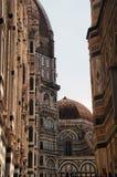 佛罗伦萨的中央寺院 免版税库存图片
