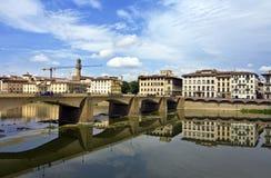 佛罗伦萨看法  图库摄影