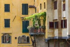 佛罗伦萨老桥梁, 免版税图库摄影