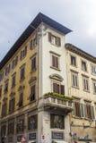 佛罗伦萨街道  布哈拉 免版税图库摄影
