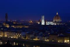 佛罗伦萨视图 免版税图库摄影