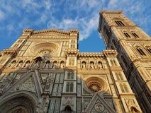 佛罗伦萨视图 免版税库存照片