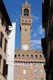 佛罗伦萨,历史中心 免版税库存照片