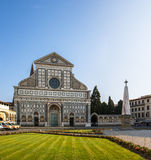 佛罗伦萨,圣玛丽亚中篇小说 库存图片