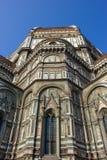 佛罗伦萨,圣玛丽亚del菲奥雷 库存图片
