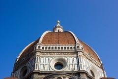 佛罗伦萨,圣玛丽亚del菲奥雷 库存照片
