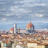 佛罗伦萨,意大利,托斯卡纳 免版税库存图片