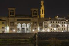 佛罗伦萨,托斯卡纳,意大利,欧洲,国立图书馆 免版税库存照片